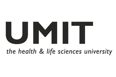 Sie sehen das Log von UMIT - the health & life science university