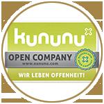 Open Company - wir leben Offenheit