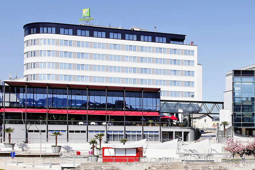 Holiday Inn Villach [Foto © Holiday Inn]