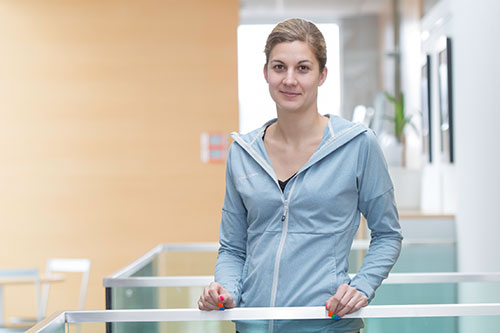 Elisabeth Buchberger - Softwareentwicklerin