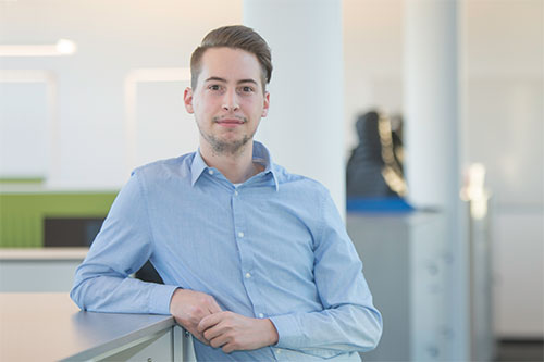 Jan Engel - Software-Consultant WWS