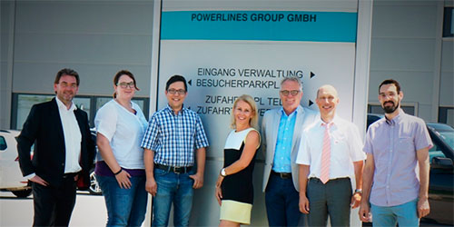 Projektgruppe Powerlines