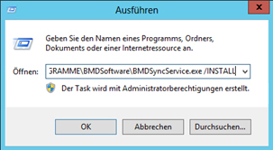NTCS Synchronisation mit Exchange
