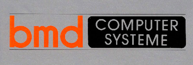 BMD Logo Computersysteme