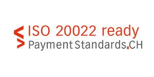 Wir sind ISO20022 ready